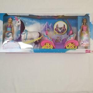 DREAMTOPIA Barbie Set